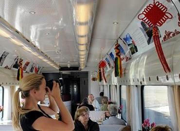 Tibet Train Tour