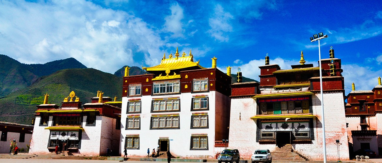 Jampaling Monastery