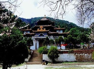 Lamaling Temple