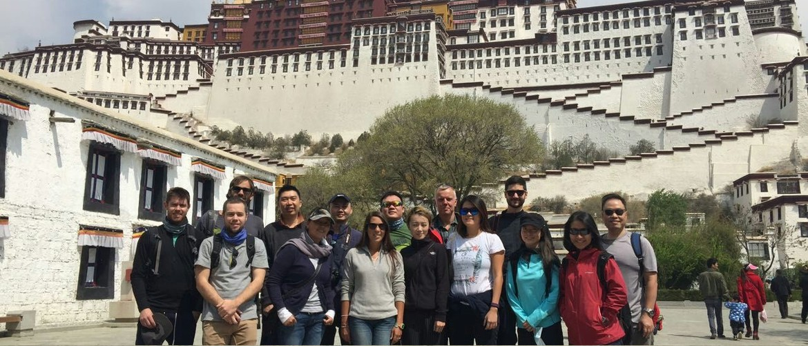 Lhasa Gyantse Shigatse Mt. Everest Group Tour