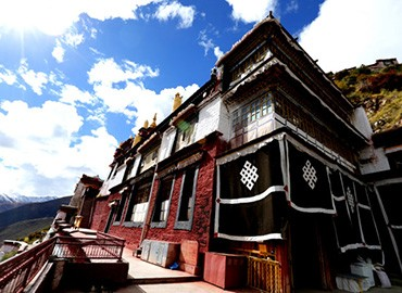 Drigung Til Monastery once had a very brilliant position in the history of Tibet.
