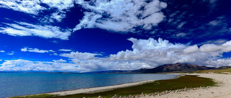 In Tibetan, Manasarovar means eternal and invincible jade lake. It is regarded as the source of four Rivers: Ghaghara, Brahmaputra, Sindhu and Sutlej.