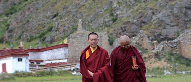Talung Monastery