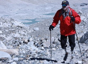 Disabled Friendly Everest Base Camp Tour