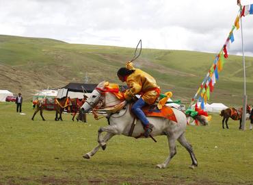Gyantse Horse Racing Festival Tour