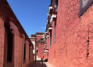 Lhasa & Samye Monastery Tour