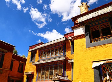 Lhasa Urban & Suburb Tour