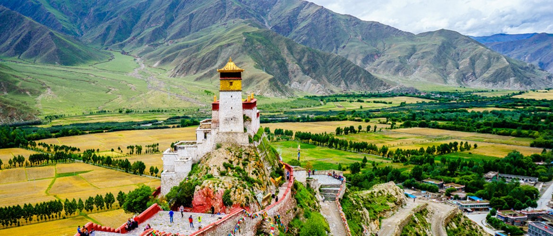 Lhasa-Tsetang-Shigatse-Namtso-Tour