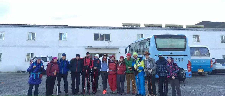 Tsurphu to Yangpachen Tibet Hiking Tour