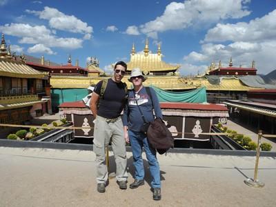 Britain Lhasa Shigatse Mt.Everest Namtso Tour
