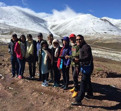 Vietnam Lhasa Gyantse Shigatse Namtso Tour