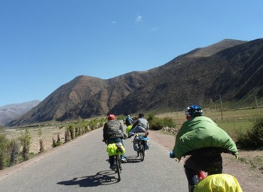 Lhasa & Namtso Bike Tour