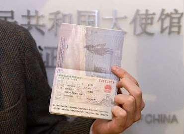 China visa