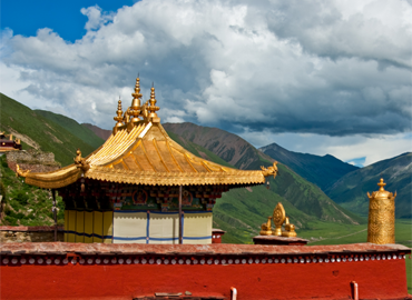 Drigung Til Monastery has a long history, splendid culture, unique inheritance, and cultivation system.