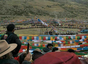 Saga Dawa Festival 2017 celebrated at Mt Kailash