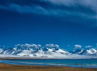 Lhasa & Namtso Lake Tour