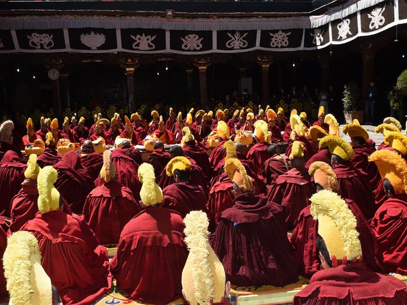 Gelugpa Tibetan Buddhism