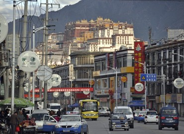 Lhasa city