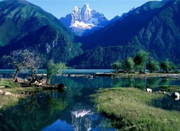 "Nichi is known as ""the Switzerland of Tibet""."