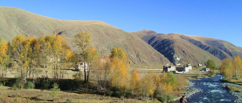 Shalu to Nartang Tibet Trekking Tour