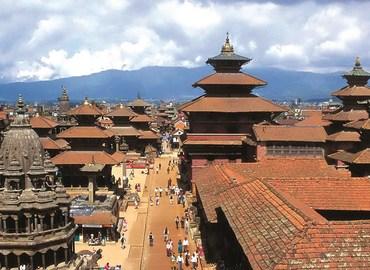 Kathmandu Gyirong Lhasa Overland Group Tour
