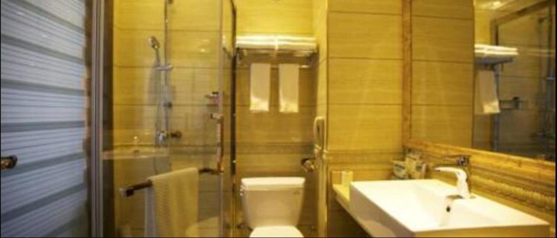 bath room in Shangbala hotel
