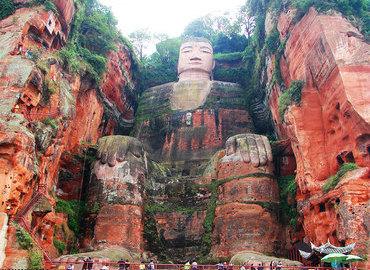 Leshan Gaint Buddha