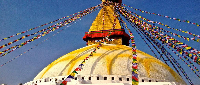 The Boudhanath Stupa