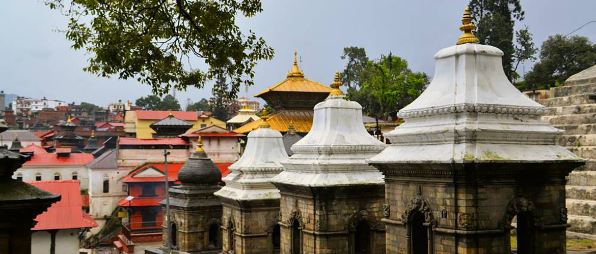 Pashupatinath Temple is one of the four most important religious sites in Asia