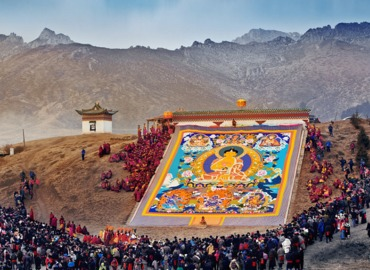 Most Tibet Buddhist Holidays are related to Buddhism