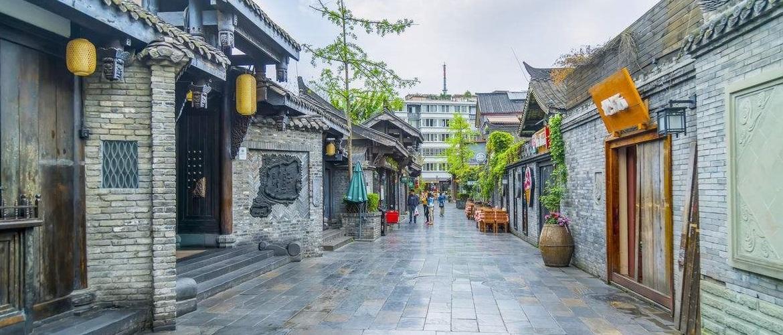 Kuan Zhai Line