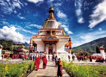 Classic Tibet Nepal Bhutan Tour