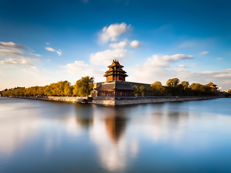 The Forbidden City, the palatial heart of the Middle Kingdom