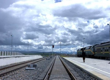 Lanzhou Tibet Train Tour