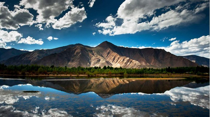 Every year, numerous Indian travelers visit Tibet.