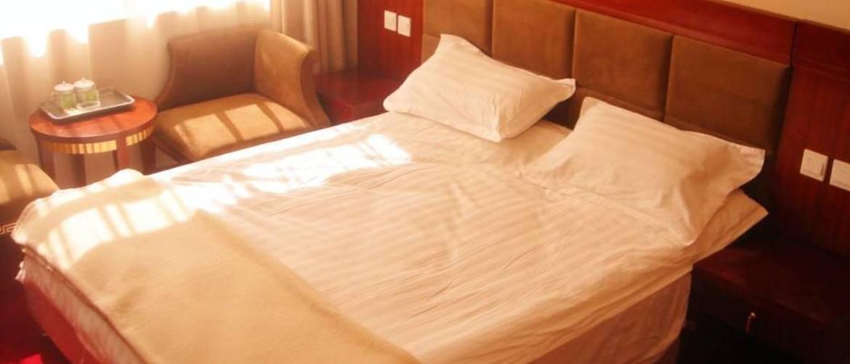 Tingri Zhufeng Hotel is the best hotel near Mt. Everest.