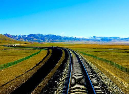 Tibet Train Railway