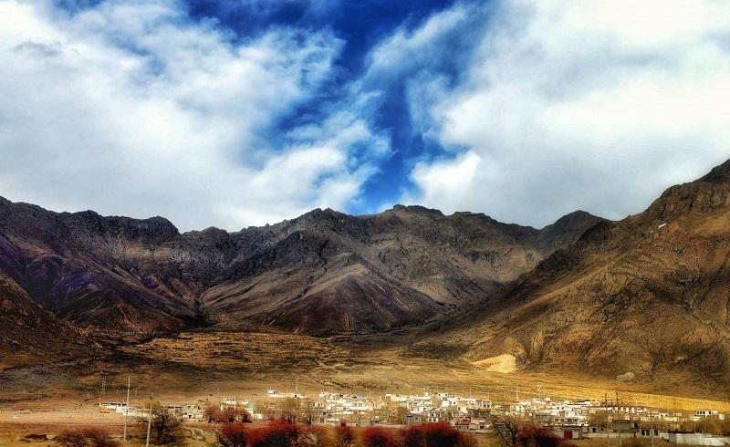 Chongqing Tibet train tour