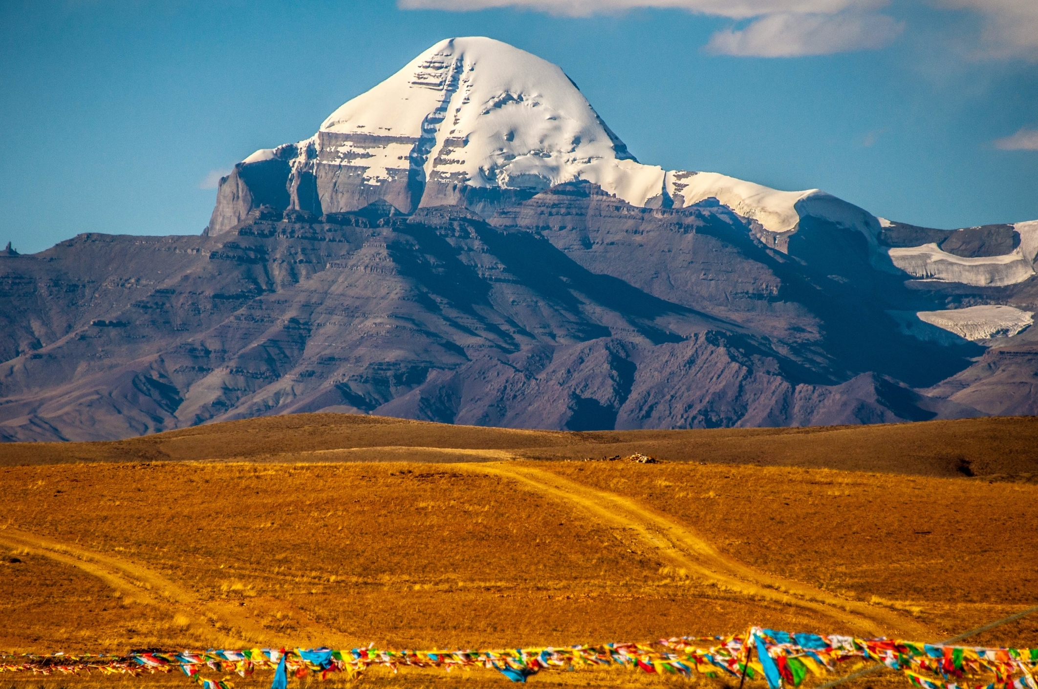 Visit Mt.Kailash in autumn to avoid rainy season.