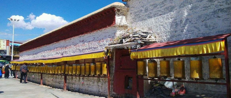 Potala Palace is the landmark of holy Lhasa city.
