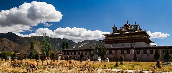 Buddhism Monasteries