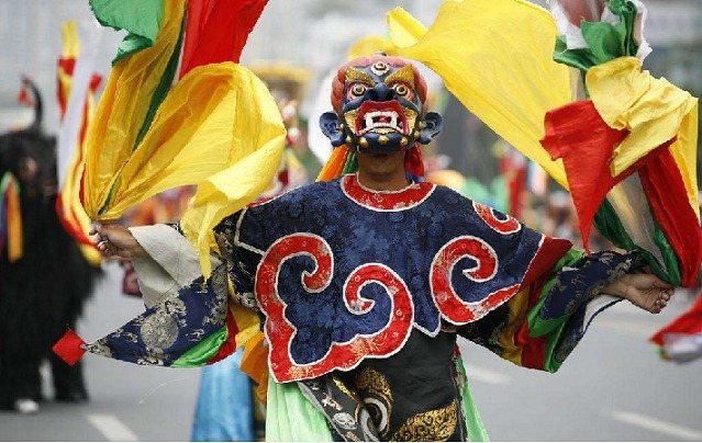 The art of Tibetan opera
