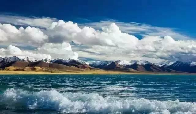 The ices on