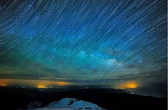 If you go to Ngari in September, you will see the clear