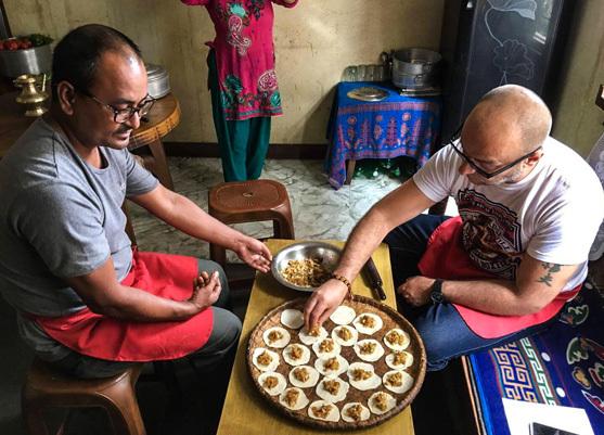 make Tibetan food