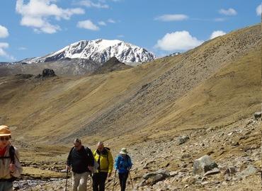 Tsurphu to Yangpachen Tibet Trekking Tour