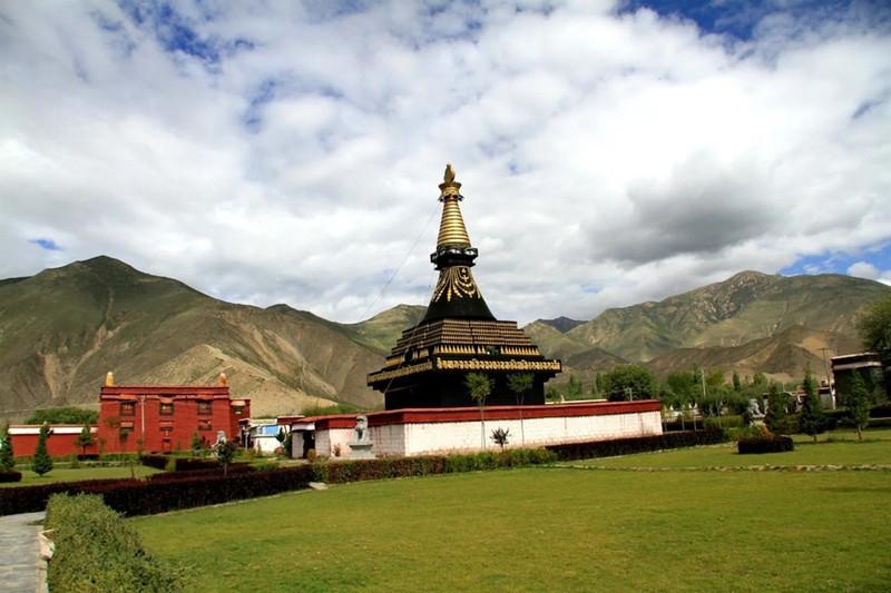 Samye Monastery, the first ever monastery in Tibet