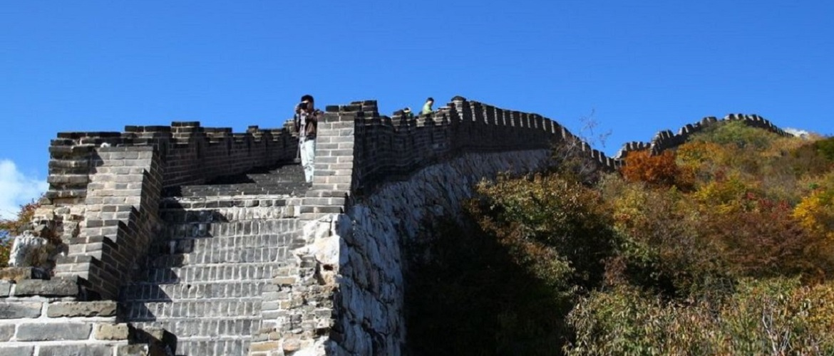 The Great Wall is a must-visiting place when traveling in Beijing.