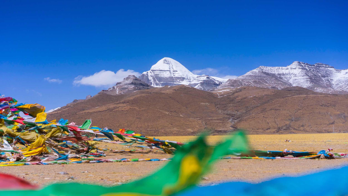May is a good month to trek in Mt.Kailash.