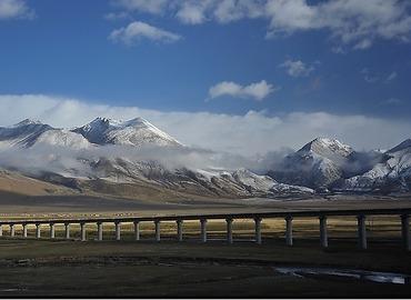 Xining Tibet Everest Train Tour